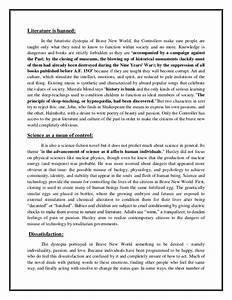 Brave new world essay top critical essay ghostwriter services united