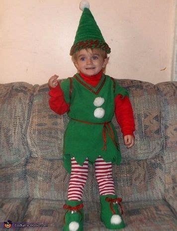disfraz casero de navidad disfraces caseros navidad elfo disfraces navidad