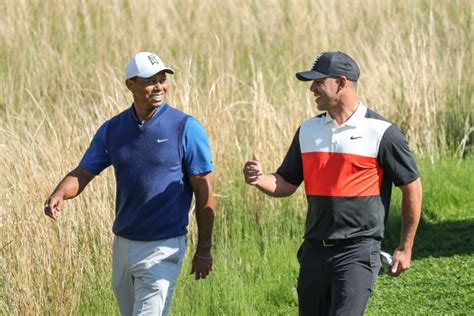 British Open 2019: Tiger Woods takes (good-natured) jab at ...