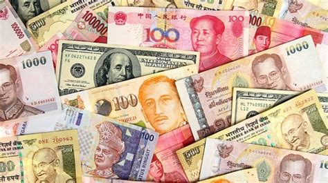 Different Types Of Foreign Currencies