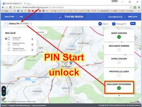 android samsung pin entsperren beim start lockscreen