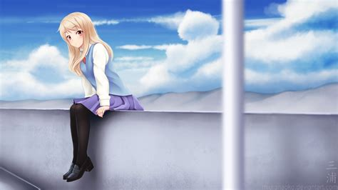 mashiro shiina anime wallpapers hd wallpapers id