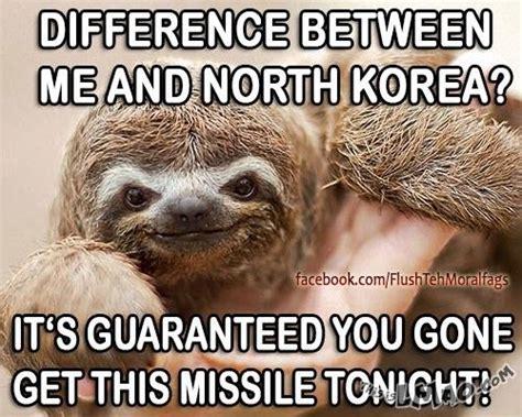 Perverted Sloth Meme - hahaha omg look at this sloth missile sloth pervert pinterest sloths and look at