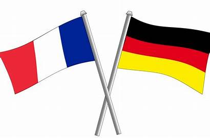 French German Germany Production Flags Cell Battery