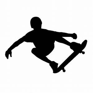 Related Keywords & Suggestions for Skateboard Silhouette