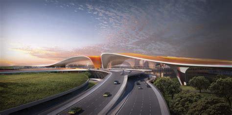 Neuer Flughafen Peking by Neuer Flughafen Peking