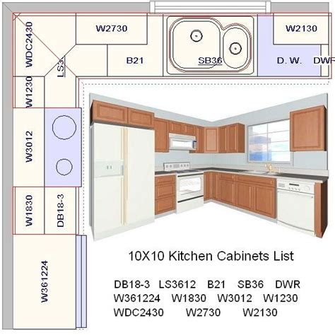 10x10 kitchen floor plans creative of small u shaped kitchen floor plans intended 3797