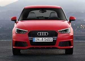 Calandre Audi A1 : la nouvelle audi a1 1 0 tfsi l 39 essai l 39 argus ~ Farleysfitness.com Idées de Décoration