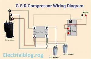 31 Single Phase Air Compressor Wiring Diagram