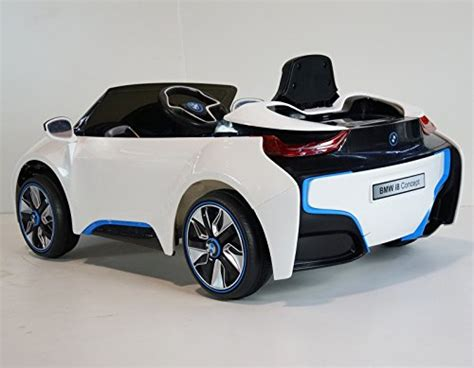 Upgraded Kids 12v Official Bmw I8 Concept Battery Operated