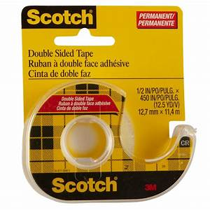 Scotch Double Face : scotch double sided tape ~ Melissatoandfro.com Idées de Décoration