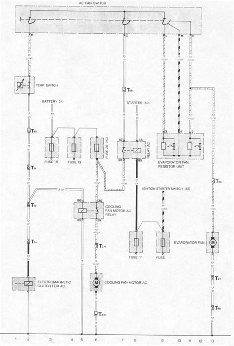944 Porsche Ac Wiring Diagram by Wrg 9367 1987 Porsche 944 Electrical Wiring Diagram