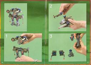 LEGO Red Planet Protector Instructions 7313, Space: Life ...