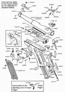 Help With Ruger Mkii  22 Pistol Spring Install
