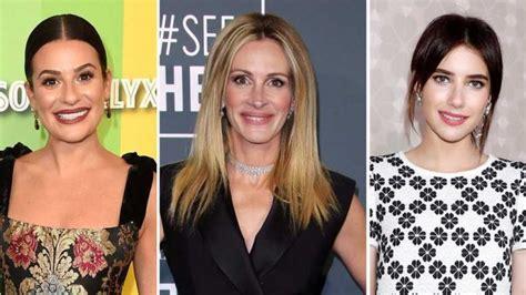 Baby Boy! Lea Michele, Julia Roberts, More Celebrate Emma ...