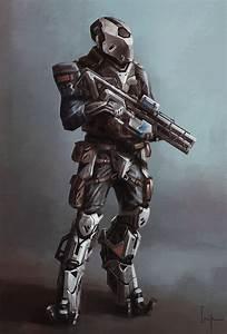Future, Sci-Fi, Future Soldier, Future Warrior, Character ...