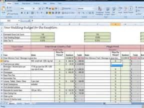 wedding budget planner wedding planner reception budget worksheet by timesavingtemplates