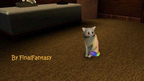「the Sims 3」 Nyan Cat Pet Download Youtube
