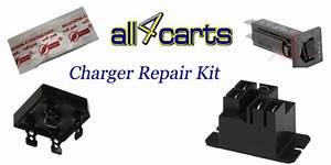 Club Car Powerdrive 2 Charger Repair Kit