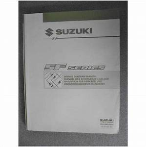 Suzuki Sf Series Wiring Diagram Manual 2000 9950180e10
