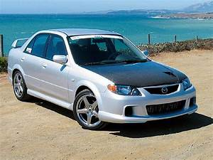 Project Mazdaspeed Protege - Tech Review