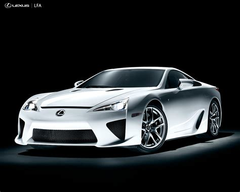 2012 Lexus Lfa Wallpapers