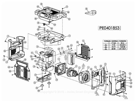 honeywell hw2000i generator engine diagram generator spare