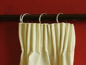 Rideau Avec Ruflette : confection de rideau avec oeillets ~ Premium-room.com Idées de Décoration