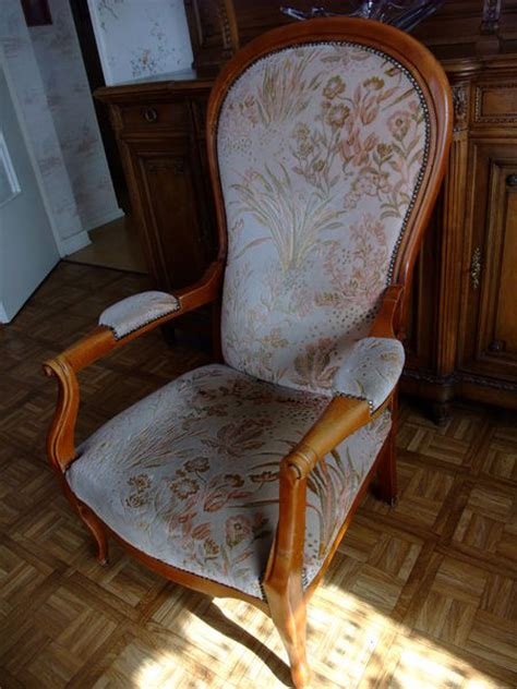 fauteuil voltaire ancien occasion clasf