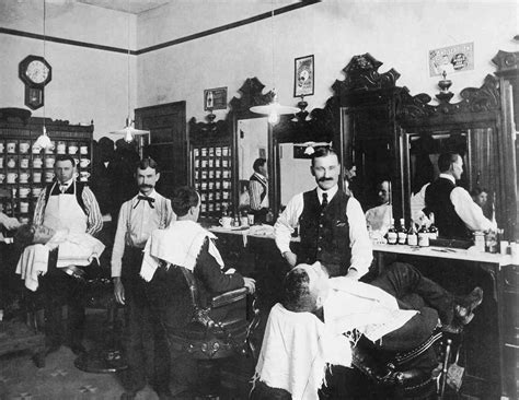 Why Men Need To Save The Barbershop Culture