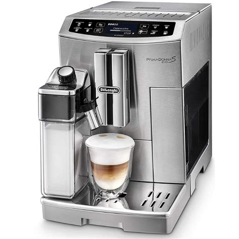 Such merchandise is available in premixes price starts fr read more. Delonghi PrimaDonna S Evo ECAM 510.55.M Coffee Machine