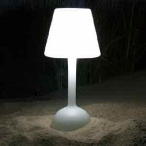 Lampe Exterieur Solaire : lampe solaire daylight blanc dans lampe jardin solaire de ~ Edinachiropracticcenter.com Idées de Décoration