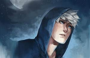 Wallpaper Jack Frost, DustyLeaves, art, guy, Jack Frost ...