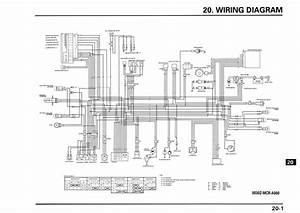 Honda Shadow Vt750dc Wiring Diagram
