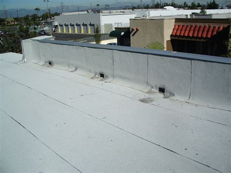 What Do You Know About Parapet Roofs And Scuppers On The