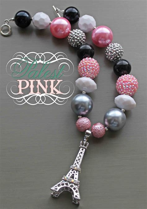 Little Girls Chunky Necklace