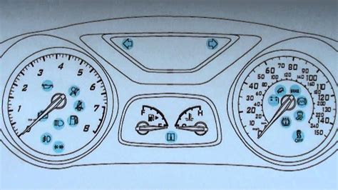 ford fiesta mk dashboard warning lights symbols
