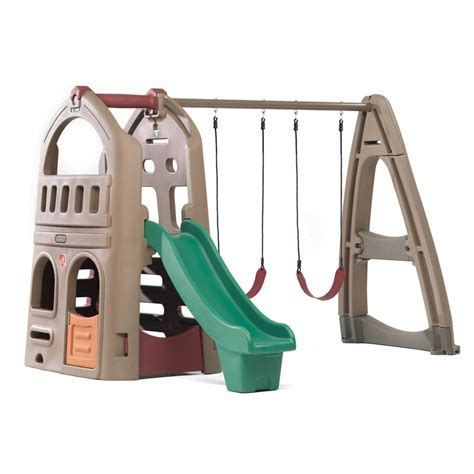 Shop Step2 Np Playhouse Climber and Swing Extension at