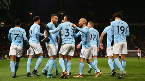 man city crowned premier league  champions