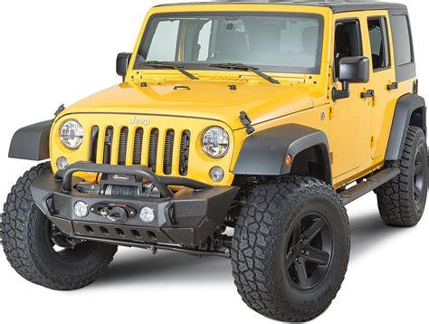 Smittybilt 76807 Xrc Gen2 Front Bumper For 07 18 Jeep