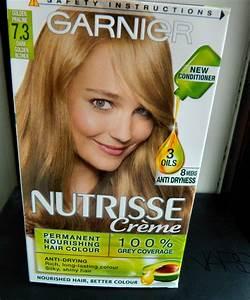 Hobbits & Hairdye : Garnier Nutrisse | Dark Golden Blonde.