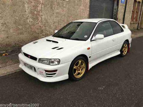 Subaru 1998 Impreza Imprezza Wrx Sti Type R A 2 Door Only