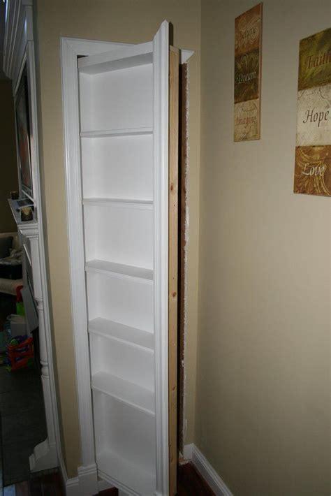 diy bookcase closet door 1000 images about secret passages on pinterest hidden
