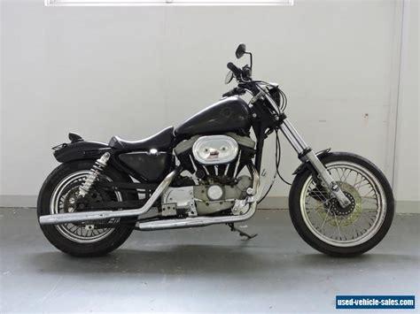 Harley-davidson Xlh1100 For Sale In Australia
