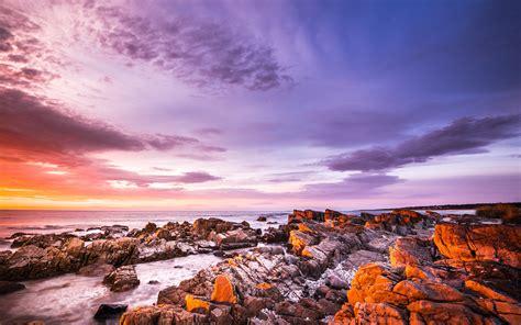 nature, Sunset, Landscape Wallpapers HD / Desktop and ...