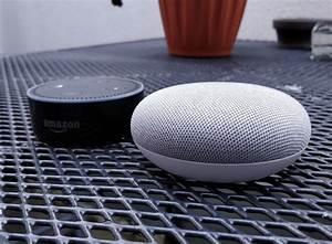 Google Home Oder Amazon Echo : google home mini test was die echo dot alternative besser und schlechter kann ~ Frokenaadalensverden.com Haus und Dekorationen