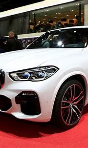 2019 BMW X5 Shows Luxurious Interior in Paris - autoevolution