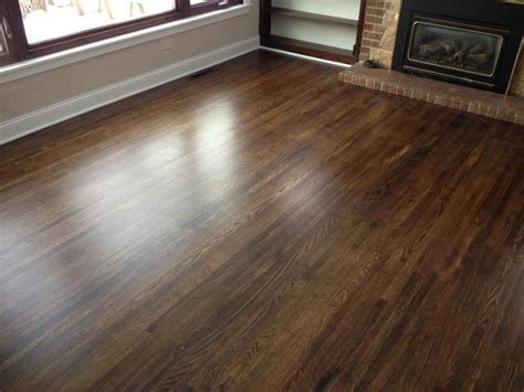 Hardwood Floor Refinishing Mn by Oak Floor Stain Colors Photos