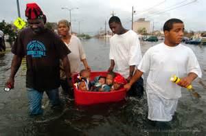 Hurricane Katrina Damage People