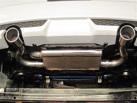 elevate volvo    performance sport exhaust system